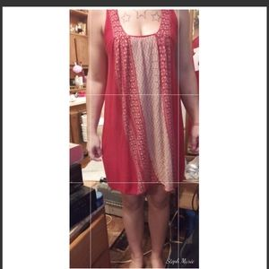 Forever 21 breathable just above knee dress